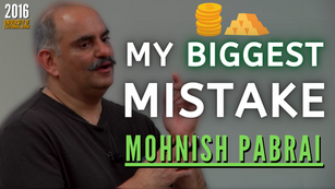 Collection: Mohnish Pabrai - #117 'My Biggest Mistake'