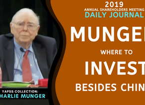 Collection: Charlie Munger - #45 'Where To Invest Besides China?'