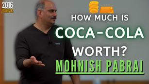 Collection: Mohnish Pabrai - #115 'How Much Is Coca-Cola Worth?'