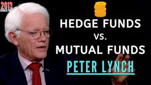 Collection: Peter Lynch - #15 'Hedge Funds vs. Mutual Funds'
