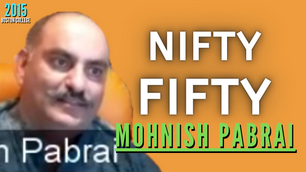 Collection: Mohnish Pabrai - #70 'Nifty Fifty'