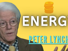 Collection: Peter Lynch - #6 'Energy'