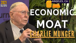 Collection: Charlie Munger - #154 'Economic Moat'