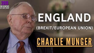 Collection: Charlie Munger - #124 'England'
