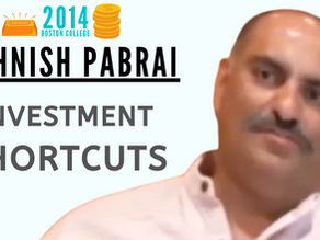 Collection: Mohnish Pabrai - #53 'Investment Shortcuts'