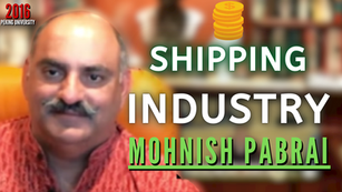 Collection: Mohnish Pabrai - #97 'Shipping Industry'