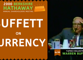Collection: Warren Buffett - #180 'Currency'