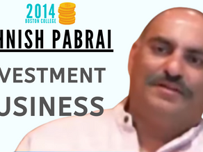 Collection: Mohnish Pabrai - #50 'Investment Business'