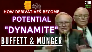 Collection: Warren Buffett - #235 'How Derivatives Become Potential Dynamite'