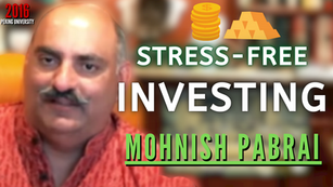 Collection: Mohnish Pabrai - #99 'Stress-Free Investing'