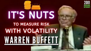 Collection: Warren Buffett - #238 'It's Nuts To Measure Risk With Volatility'