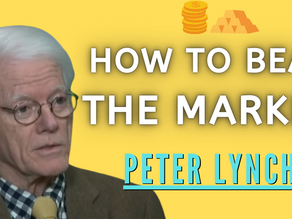 Collection: Peter Lynch - #2 'How to Beat the Market'
