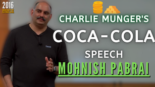 Collection: Mohnish Pabrai - #114 'Charlie Munger's Coca-Cola Speech'