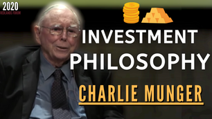 Collection: Charlie Munger - #175 'Investment Philosophy'