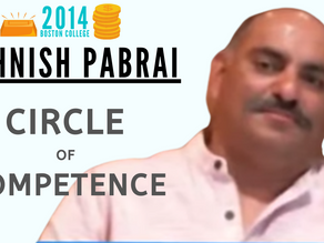 Collection: Mohnish Pabrai - #55 'Circle of Competence'