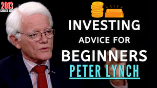 Collection: Peter Lynch - #14 'Investing Advice For Beginners'