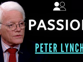 Collection: Peter Lynch - #8 'Passion'