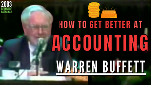 Collection: Warren Buffett - #270 'How To Get Better At Accounting'