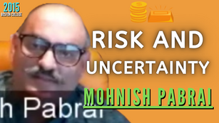 Collection: Mohnish Pabrai - #78 'Risk and Uncertainty'