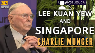 Collection: Charlie Munger - #152 'Lee Kuan Yew and Singapore'