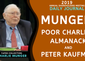 Collection: Charlie Munger - #42 'Poor Charlie's Almanack and Peter Kaufman'