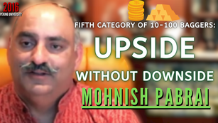 Collection: Mohnish Pabrai - #94 'Upside Without Downside'