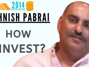 Collection: Mohnish Pabrai - #52 'How I Invest?'