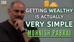 Collection: Mohnish Pabrai - #118 'Getting Wealthy Is Actually Very Simple'