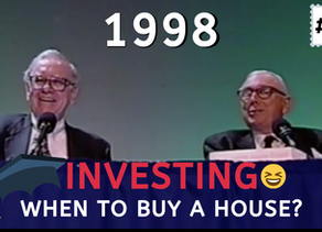 Collection: Warren Buffett - #92 Investing 'When To Buy A House?'