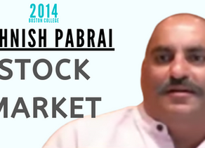 Collection: Mohnish Pabrai - #45 'Stock Market'