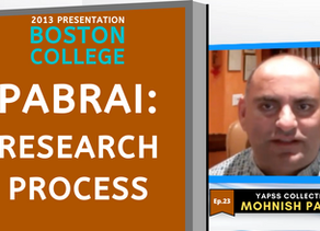 Collection: Mohnish Pabrai - #23 'Research Process'
