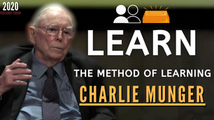 Collection: Charlie Munger - #178 'Learn The Method of Learning'