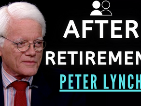 Collection: Peter Lynch - #7 'After Retirement'