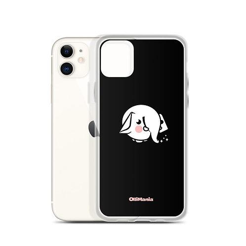 Olli black iPhone Case