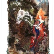 Merlin and Vivienne