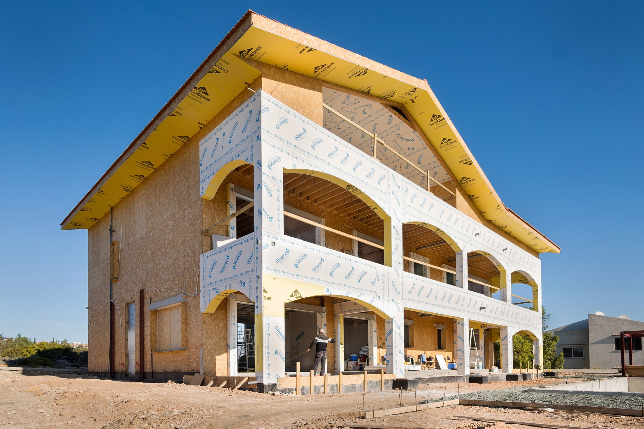 Eco - Timber frame constructions