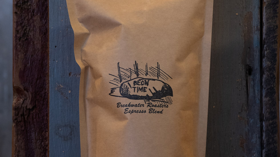 Be On Time - Espresso Blend