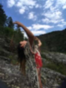 Barbara Angual Yoga Tribu EVJF Ardeche 0