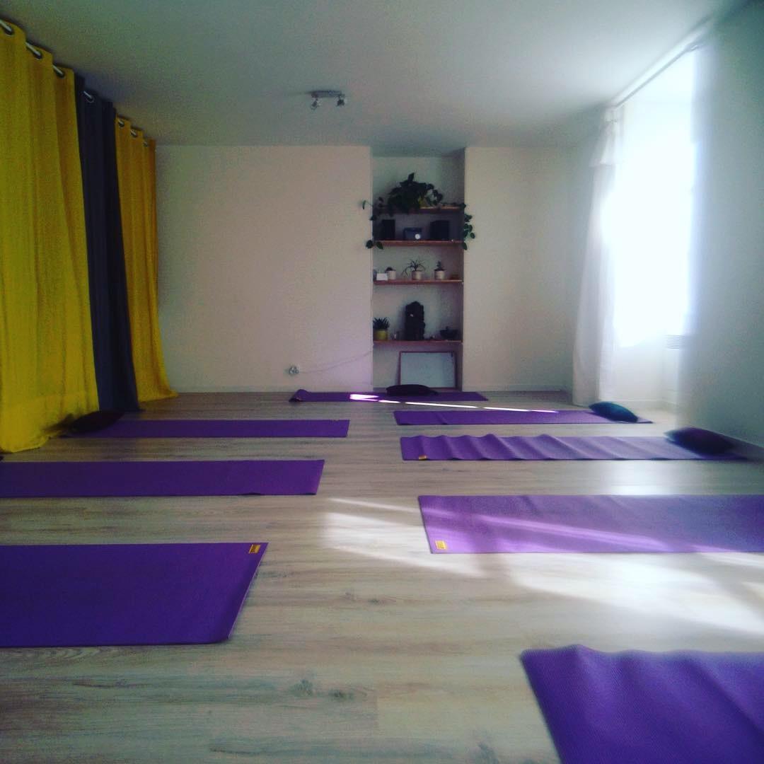 Yoga Tribu Les Vans