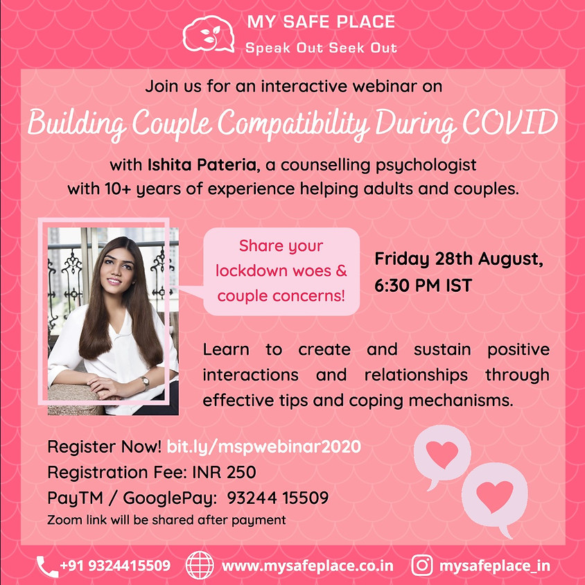 Building Couple Compatibility During COVID