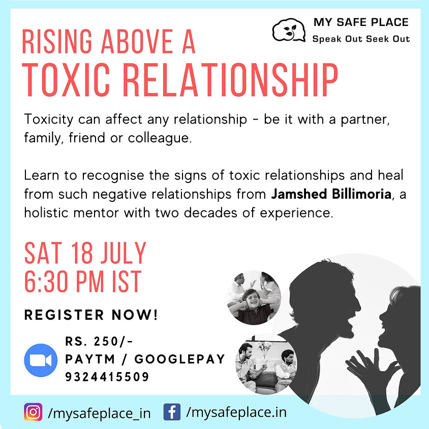 Rising Above a Toxic Relationship