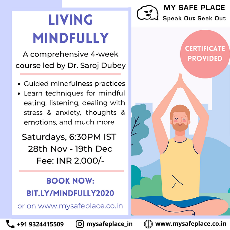 Living Mindfully 2