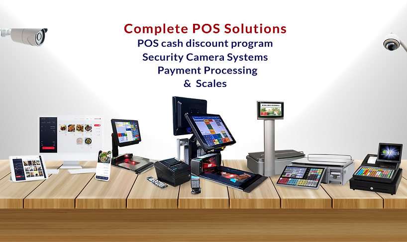 Complete POS Solution