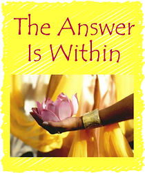 The Answer is Within