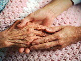 Healed by a Dying Woman
