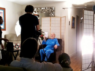 Take Two: Shooting Videos with Swami Kriyananda