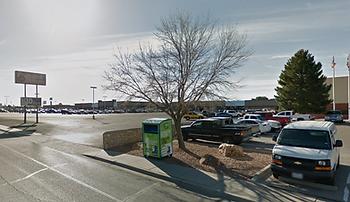 Pebbile Village shopping center
