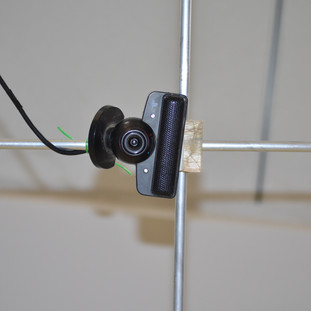 Camera interface for Inverted Pendulum
