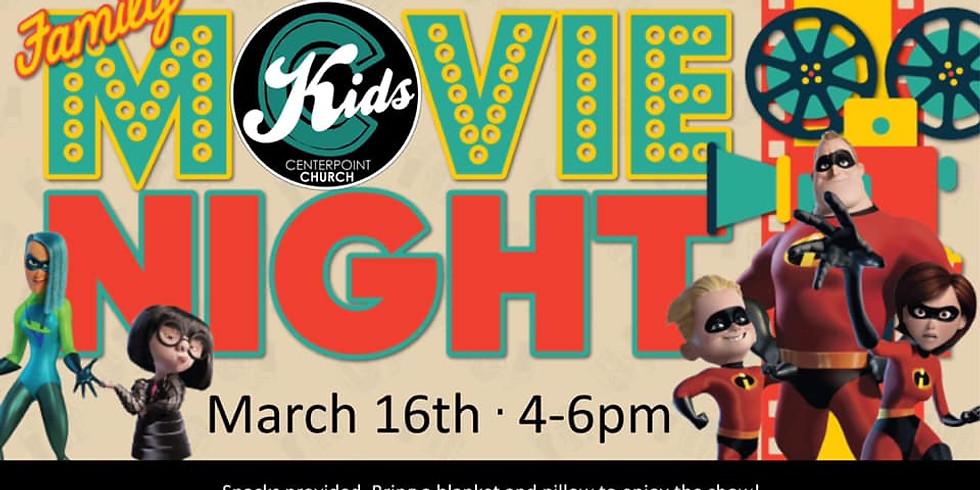 CKids Family Movie Night