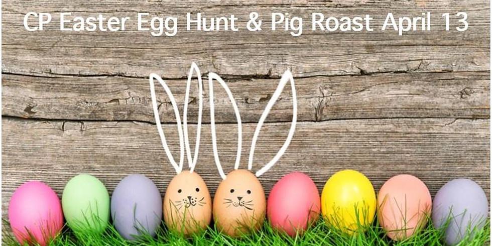 Easter Egg Hunt & Pig Roast